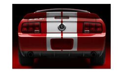 2007-2009 Mustang Shelby Gt500 Oem Genuine Ford Rear Spoiler Wing M-16600-svtc