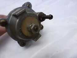 1955 Evinrude 25920 25hp Cut Out Safety Switch 376237 Outboard Motor Johnson