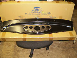 1932 Ford Dash Board Panel Hot Rod Style And Instrument Panel 3 3/16 Speedo. Hole
