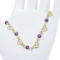 Bracelet Gold Or Silver Customize With Gemstones, Pearls Or Beads 712 And 713
