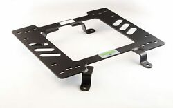 Planted Seat Bracket For 1979-1998 Ford Mustang Driver Left Side Racing Seat