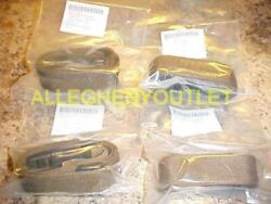 4 Us Military Molle Leg Lashing Pack Straps Coyote Brown Cargo Alice Bayonet