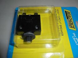 Circuit Breaker Dc Marine Push To Reset Seachoice 13151 20amp New In Package