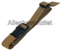 Lot Of 2 Molle Leg Lashing Pack Straps Coyote Us Army Drop Leg Strap New