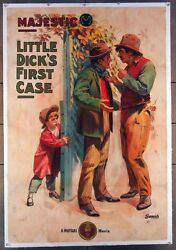 Little Dickand039s First Case 1915 26771