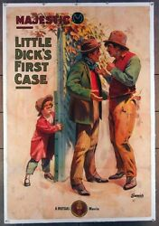 Little Dick's First Case 1915 26771
