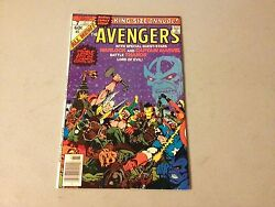 Avengers Annual 7 Marvel Bronze Age Key Issue Higher Grade Death Of Warlock A
