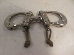 Nicro Fico Double Trunnion Trigger Snap Shackle 7and7/8