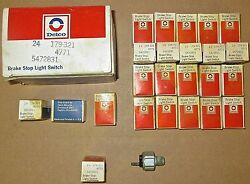 New 24 Pieces 1955-1961 Plymouth Dodge Desoto Chrysler Stop Light Switches Mopar