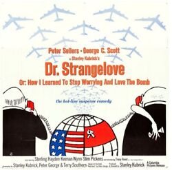 Dr. Strangelove Or How I Learned To Stop Worrying And Love The Bomb 1964 1633