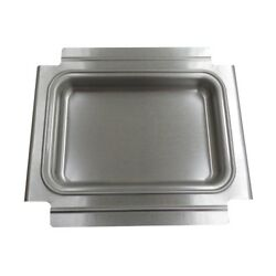 Weber Baby Q Gas Grill Catch Pan Grease Tray Slide In