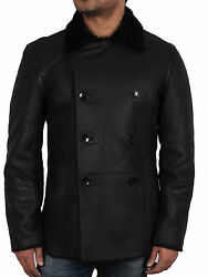 Mens Aviator Leather Jackets -mens Flying Leather Jackets - Mens Leather Jackets