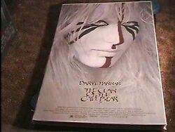 Clan Of Cave Bear Roll 27x41 Movie Poster Daryl Hannah
