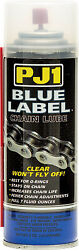 Pj1/vht Blue Label Motorcycle Chain Lube 5oz 1-08