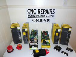 Reconditioned Fanuc Main Cpu A16b-3200-0520 Loaded With Cards
