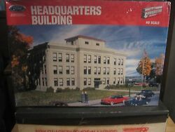 Walthers Cornerstone Series Ho Scale 933-3074 Ford Headquarters Building