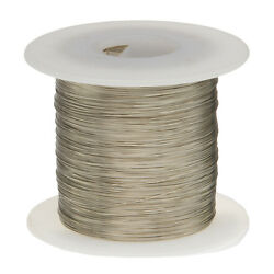 20 Awg Gauge Tinned Copper Wire Buss Wire 1000' Length 0.0320 Silver