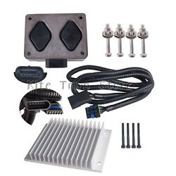 Fuel Pump Driver Module Pmd And Relocation Kit Set For Chevy Gmc 6.5l Diesel Usa