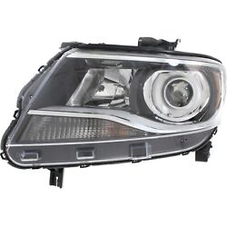 Headlight For 2015-2019 Chevrolet Colorado Driver Side Projector Type