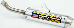 New Pro Circuit Platinum Pipe + 304 Silencer Full Exhaust 2002 Cr125r Cr125 Cr
