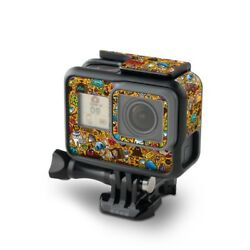 GoPro Hero5 Black Skin Psychedelic by JThree Concepts Decal Sticker