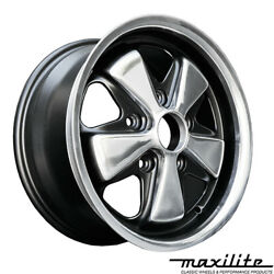 Fuchs Style Wheel 8and039and039 X 15and039and039 Classic Style 911/930/944 77-89911.361.020.42