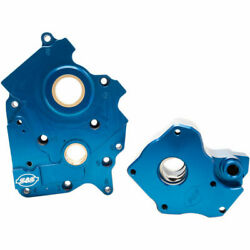 Sands Oil Pump And Cam Support Plate Kit For Harley-davidson Milwaukee Eight 17-up
