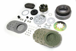 Complete Primary Drive And Clutch Pack Kit For Harley-davidson 1941-1954