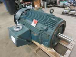 NEW Reliance Electric 200 HP 447TD 1785 RPM 460V XEX Duty Master Motor 200HP