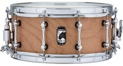 Mapex Black Panther Cherry Bomb 13x5.5 Snare Drum Natural Walnut FREE 3 Day Ship