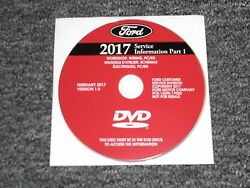 2017 Ford Explorer Shop Service Repair Manual DVD XLT Limited Sport Platinum