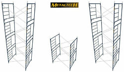 Metaltech Mason Scaffold Frame 6and0394h X 5and039w Vanguard V-lock Style Kit-10 Sections