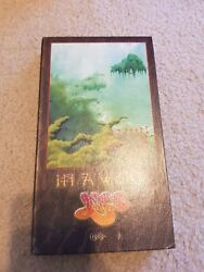 Yes In A Word 1969- Signed Autographed Deluxe 5 Cd Book Set Chris Squire+4