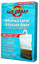 Star Brite No Damp Hanging Moisture Absorber And Dehumidifier - 85470