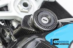 Ilmberger Gloss Carbon Fibre Key Ignition Lock Cover Surround Bmw R Nine T 2017