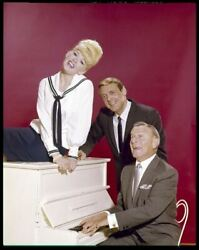 Wendy And Me Original Photo Transparency George Burns Ron Harper Connie Stevens