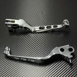 E1 Aluminum Motorcycle Accessories Motorbike Hand Lever Brake Clutch  For Harley