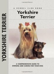 Yorkshire Terrier : Kennel Club Books : New Hardcover  ZB