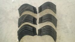 Phoenix Tiller Tine, Fits T10-80ge, Full Set Of 60 Tines 30 Lh And 30 Rh
