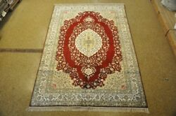 Decorative Rug 6and039 X 9and039 Silk Rugs Sale Hand-knotted