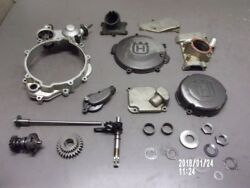Assorted Used Engine Parts For 2011 Husqvarna 300