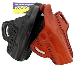 Tagua Cocked And Locked Leather Thumb Break Belt Holster 1911 5 Pick Gun/color