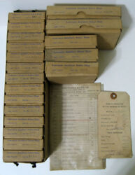 Genuine Wwii World War 2 Aircraft Engine Parts - Lawrance Auxiliary Power Plant