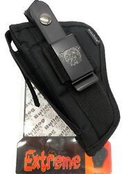 FLASH DEAL! Bulldog Extreme OWB RH LH Belt Holster for GLOCK 17 21 22 31