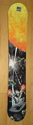 Extremely Rare Collectible Marvel Comics Silver Surfer Snowboard