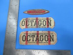 Vintage Octagon Toilet Soap Colgate And Company Coupons S4521