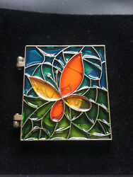 Disney Disneyshopping.com Stained Glass Series Tinker Bell Pin Artist Proof Ap