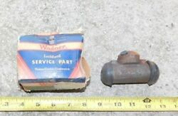 New Wagner Wheel Cylinder 1949-62 Ford Cars 1955-63 Ford Trucks Left Rear 1950