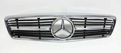 Mercedes Front Grille Assembly W/ Star New Oem C107 R107