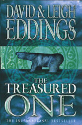 David And Leigh Eddings The Treasured One Hardcover 1st Uk Edition New Rare Oop